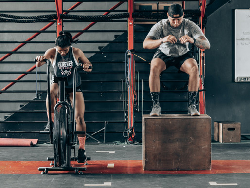 8 Week Competitive CrossFit Program For Strength