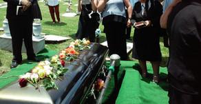 Sam Allberry Officiates Ravi Zacharias' Funeral