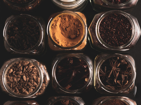 Six Everyday Spices to Improve Postpartum Healing