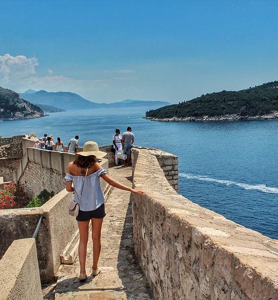 Experiences in Dubrovnik, Dubrovnik City Walls