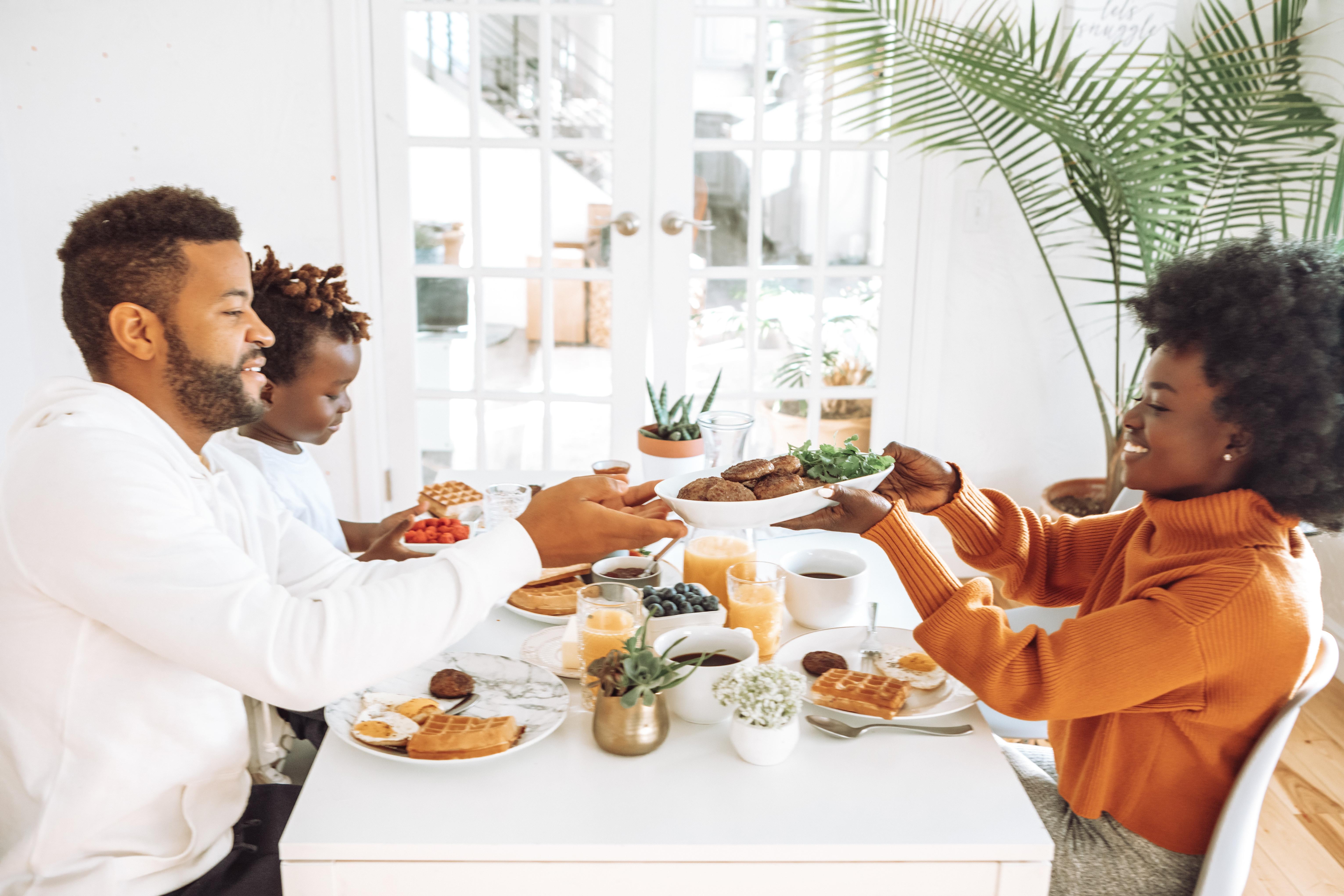 Consultation en nutrition famille