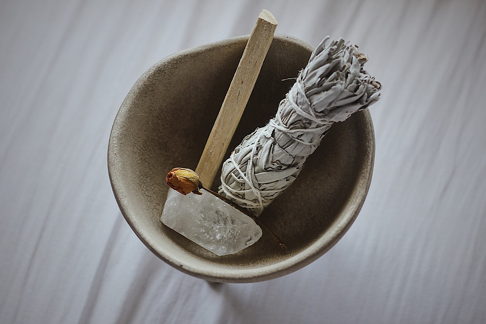 Cleansing tools are vital for any altar and every magick space should have multiple cleansing items to ensure they never are left without a frequent cleansing ritual.