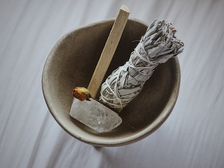 Purify your environment without burning sage