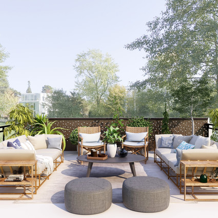 Alquila tu terraza con HolaPlace