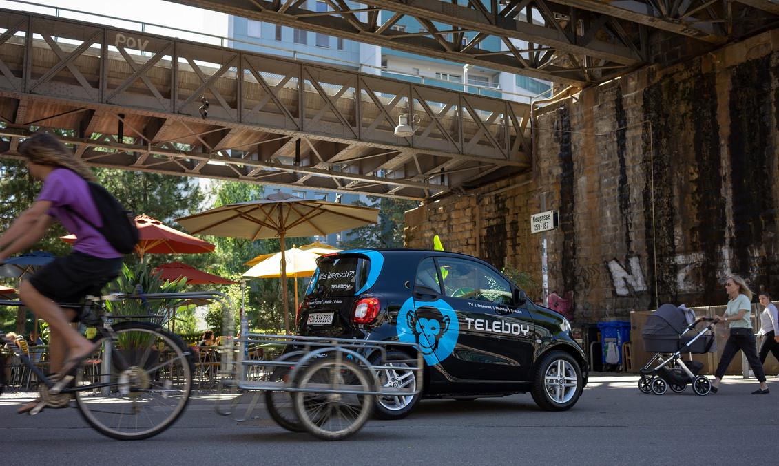 Smart Built Environment, including Transport Networks