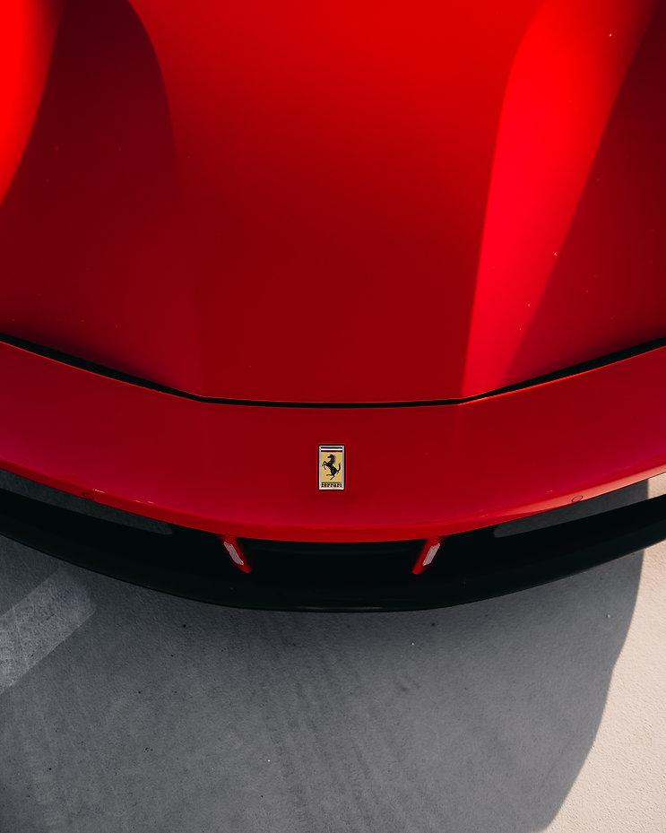 Achat Ferrari