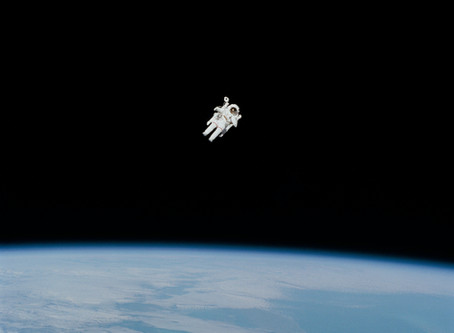 Did you hear about the claustrophobic astronaut?