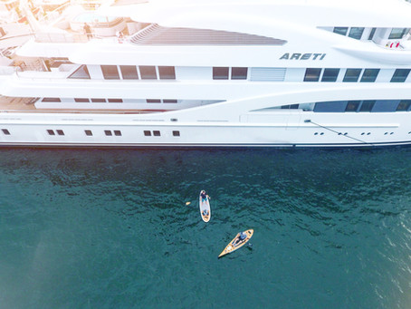 Top Tropical Yachting Spots of 2021