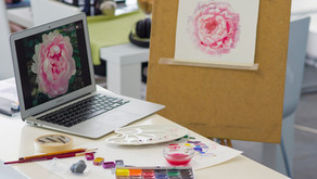 List of Free Online Art Courses for Your Uplift and to Ease the Boredom (of 'Lockdown')