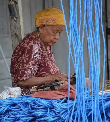 Donna a Makassar Rantepao
