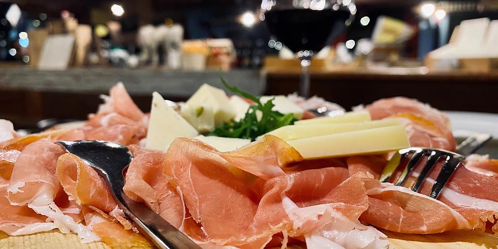 Italian Wine Dinner TBA