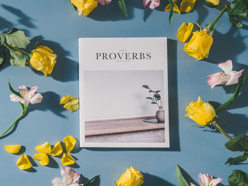 Book of Proverbs Daily Spiritual Practices