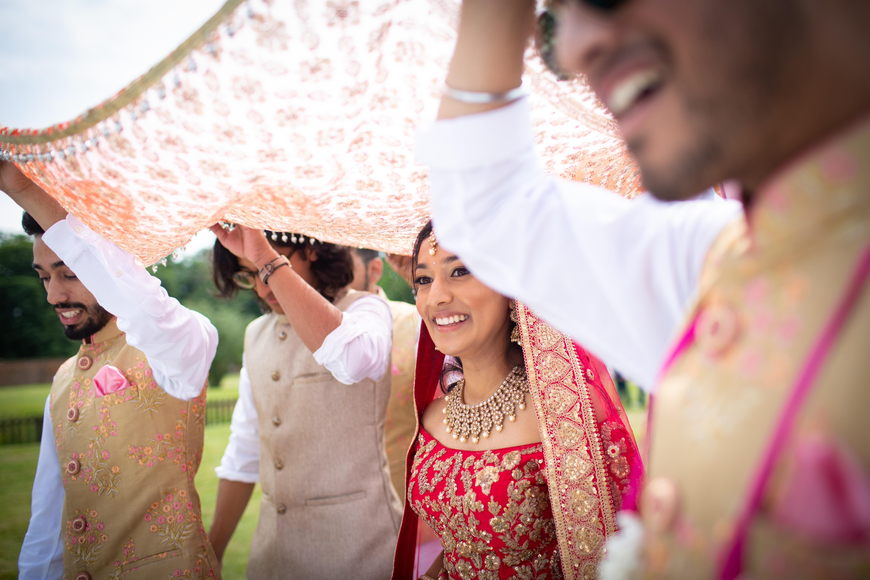 Asian Wedding Photographer and cinematographer