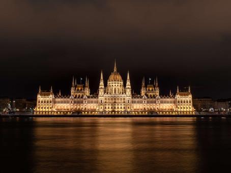 Ganz schön scharf, Budapest