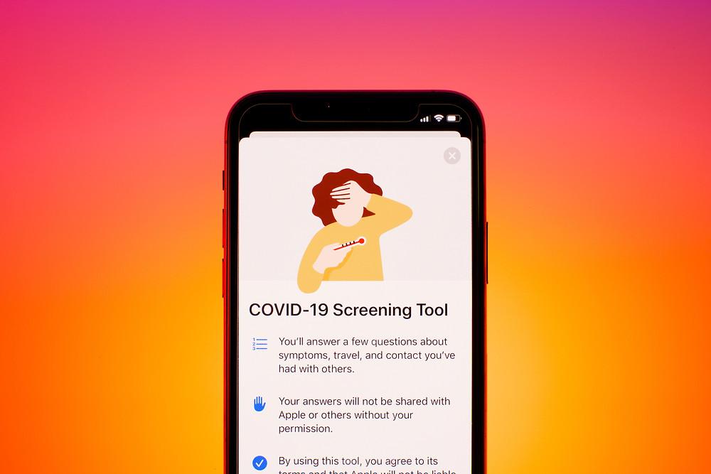 COVID Mobile Tool