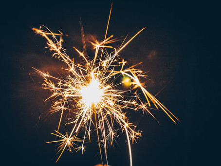 Old Year, New Year | Annabelle Bonebrake
