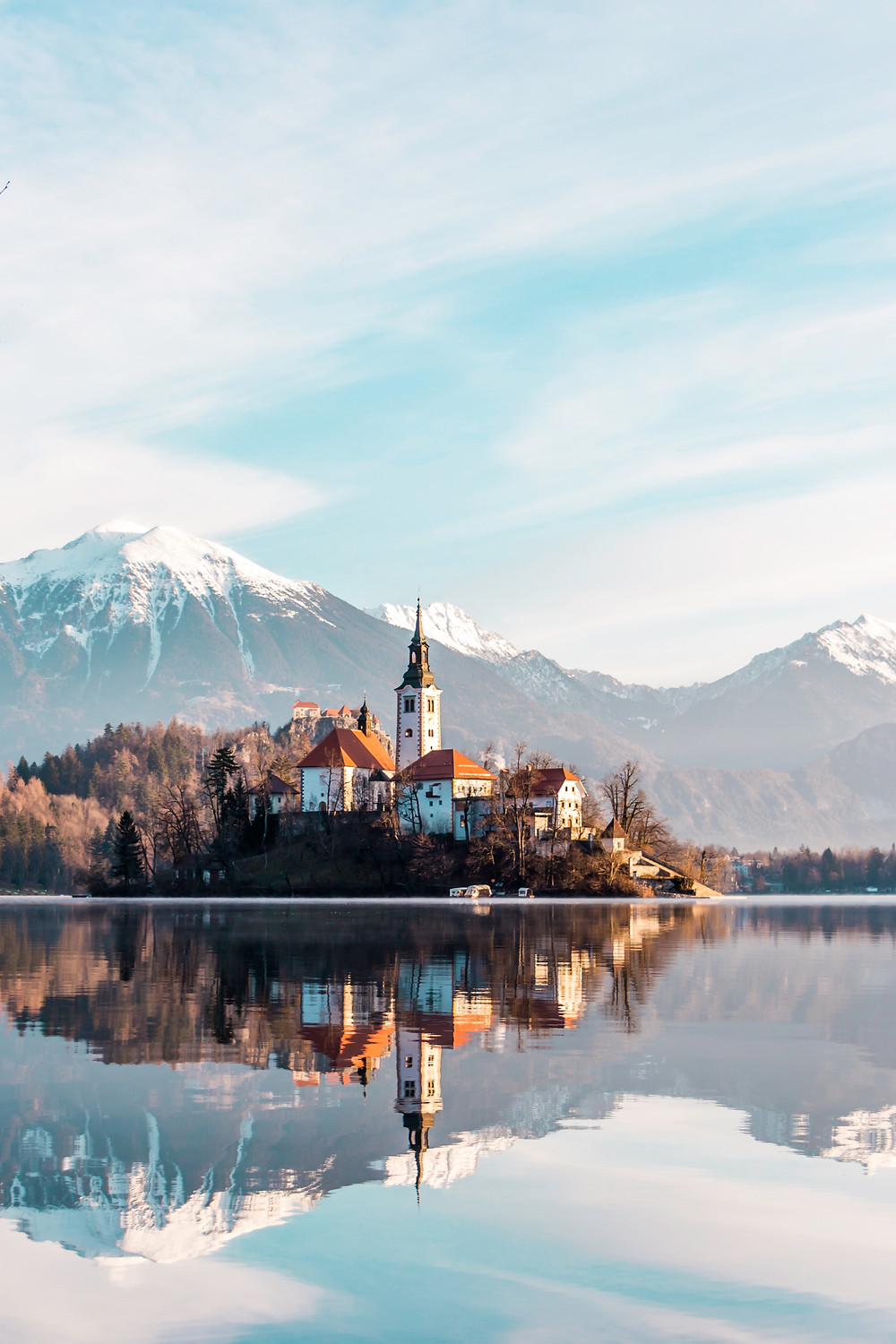 Slovenia with its snow-capped peaks, lovely green rivers and lakes was formerly a constituent of the republic of Yugoslavia