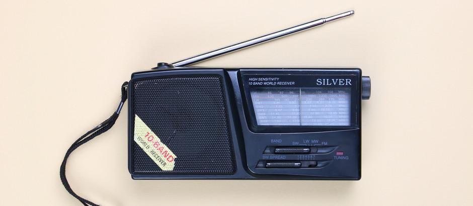Radio Silence.