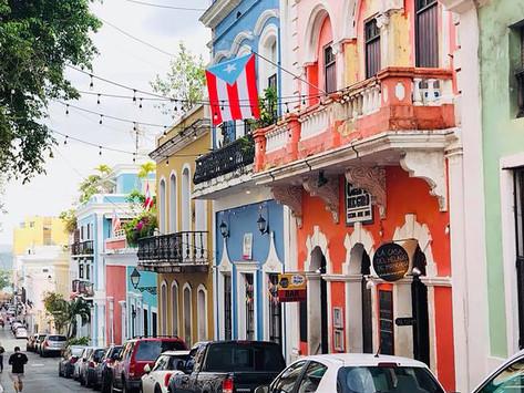 Caribbean Island Vacation- Puerto Rico