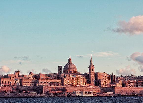 Malta terra di templi e cavalieri
