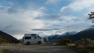 Campervan - 5 Passengers