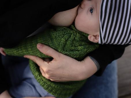 Infant feeding plan