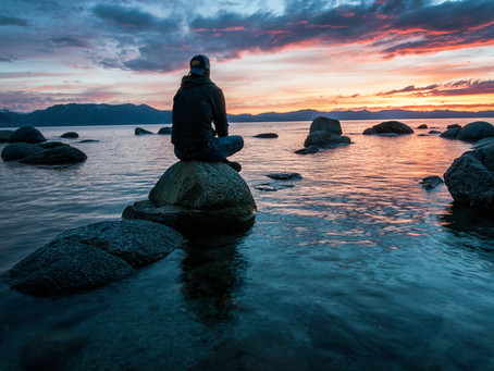 Solitude is not just for hermits