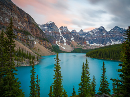 Selvaggio Canada: on the road tra Alberta e British Columbia.