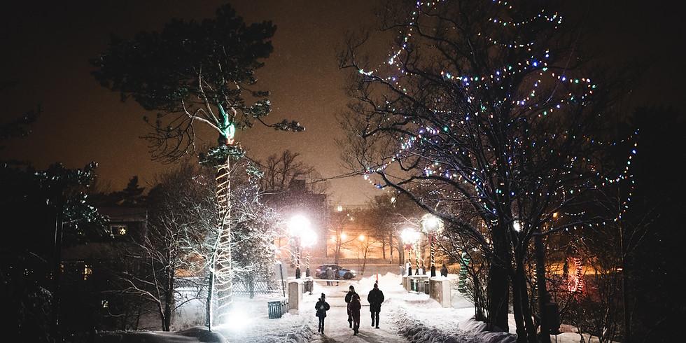 *Verschoben* Weihnacht im Wald Samstag 3. Adventswochenende