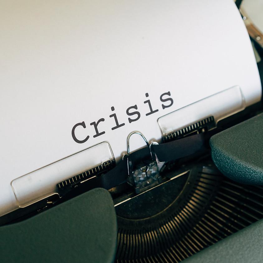 Workshop en ligne : communication de crise