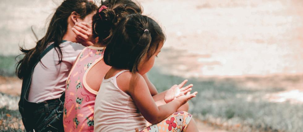 As crianças e a empatia em tempos difíceis