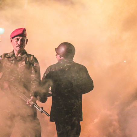 War & Peace: Leading Change in Modern Organisations
