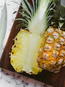 Caramelized Spiced Brown Sugar Grilled Pineapple Recipe