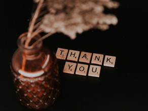 Thoughts on Gratitude