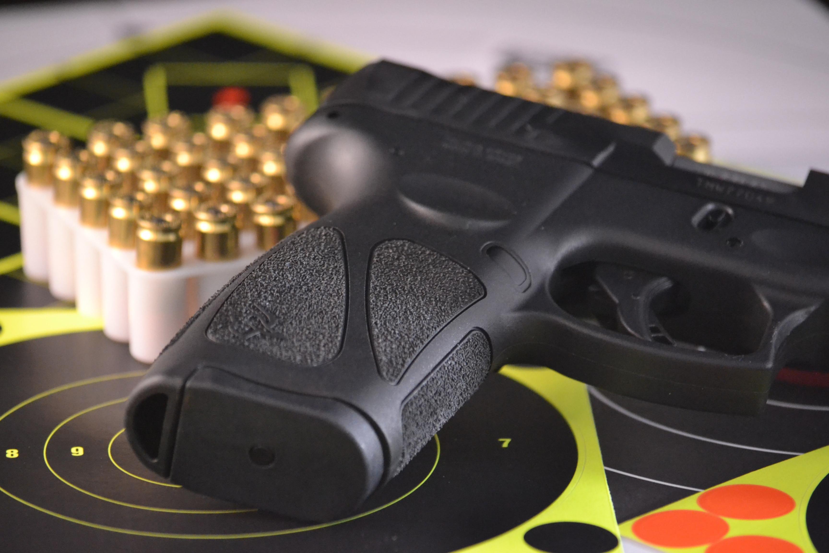 Handgun Marksmanship Training