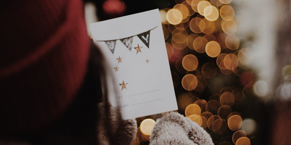 Children's Christmas Card Design Competition