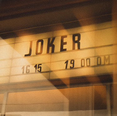 La ridente lacrima di Joker