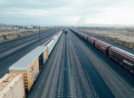Transport kolejowy z Chin w marcu 2020. Ile kosztuje? Co warto wiedzieć?