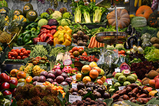Why should we eat fruit and vegetables?