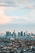 Los Angeles and the homeless and Covid 2020.