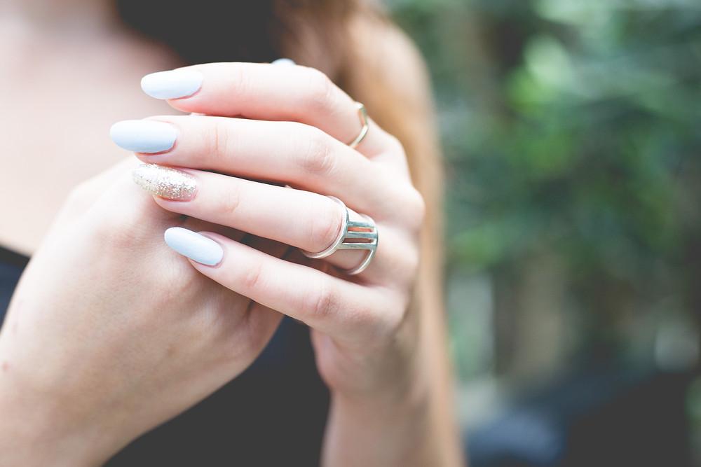 Manicure hands, manicure chorlton