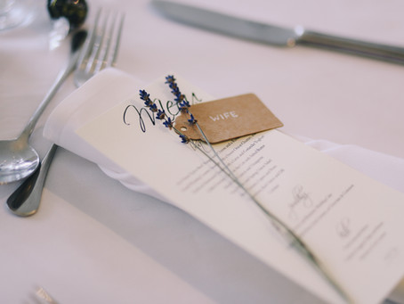 Small Touches To Increase Guest's Comfort At Your Wedding