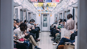 [Blogtober Special] Moving Abroad (Japan) as an Escape