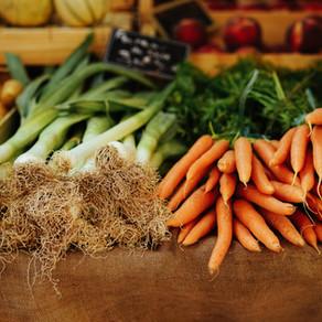 Fall Grow Newberry Farmers Market