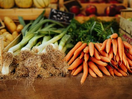 Grønnsaker fra Orkland