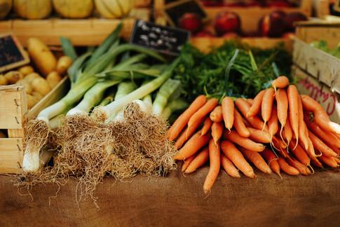 ירקות מהירקן באזור