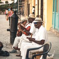 Local musicians...