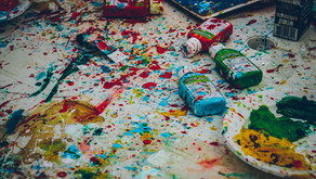Take Chances, Make Mistakes and Get Messy!