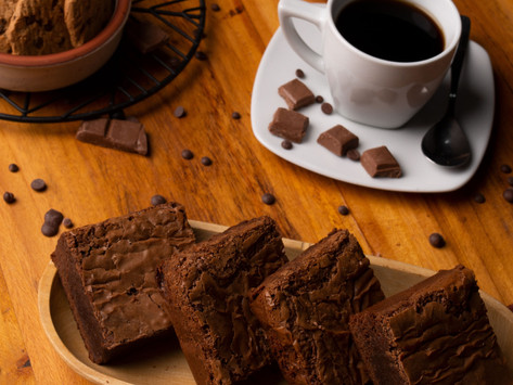 Chewy Chocolate Brownies!