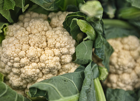 Cauliflower (per item)